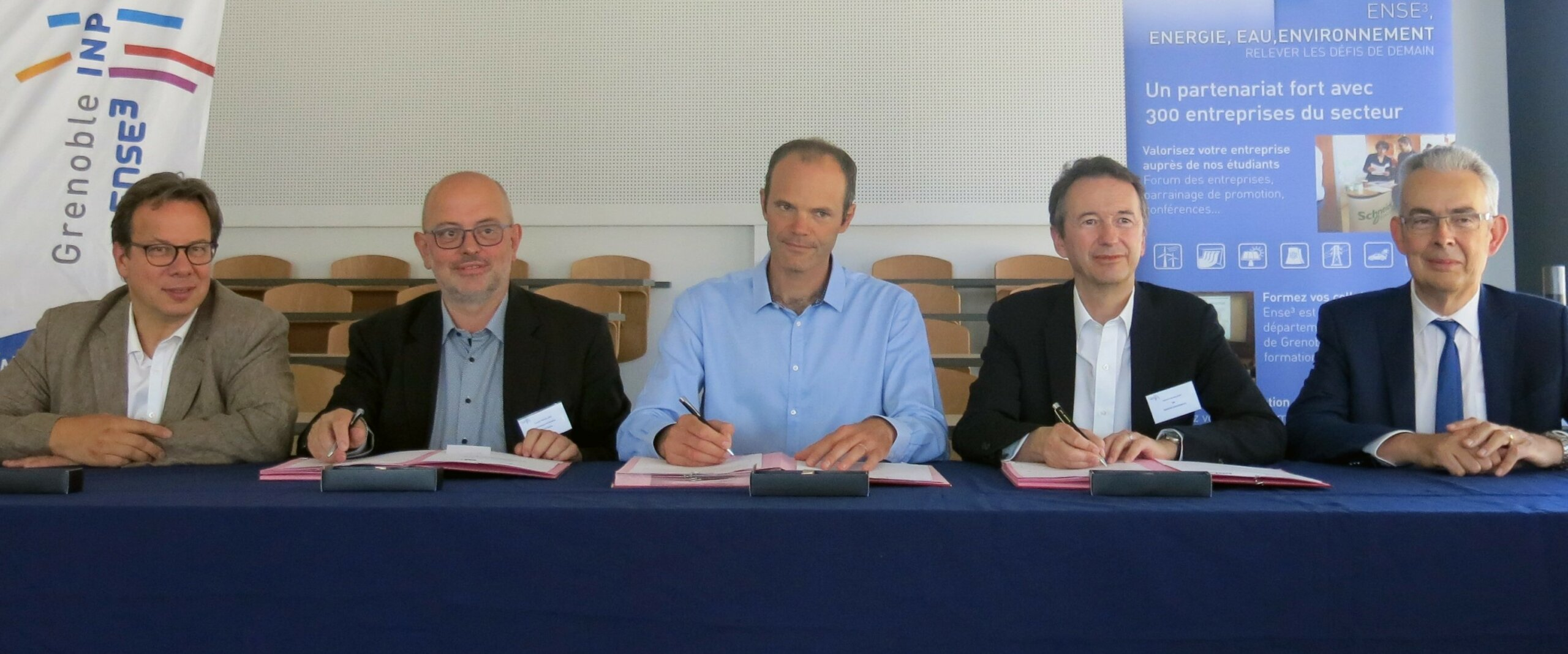 Automatique & Industrie, Groupe BRL et Urbasolar signent un contrat de partenariat de 3 ans