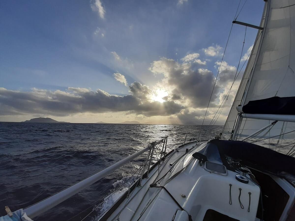 Les Matelow-Tech débarquent dans les Antilles après leur transatlantique
