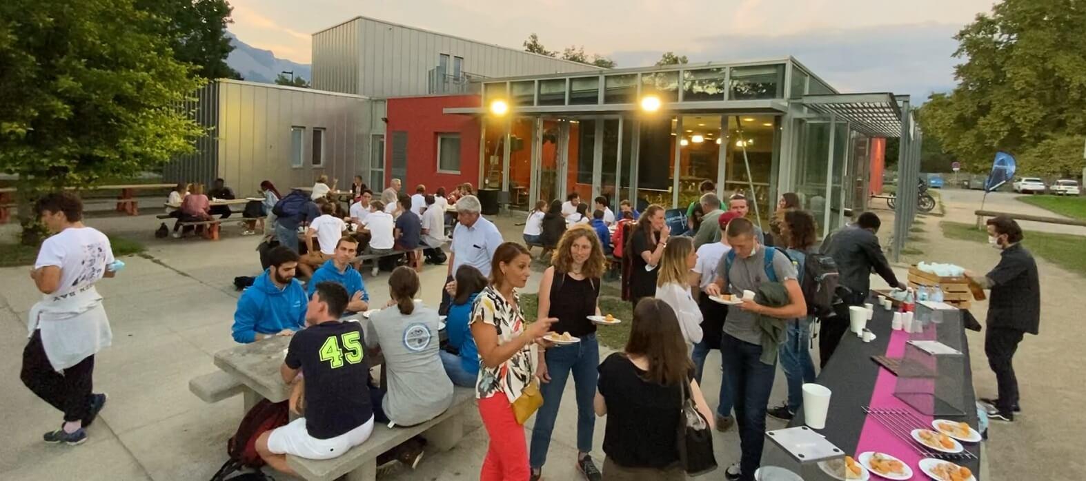IN'Party, la soirée des boursiers de la Fondation Grenoble INP fait son grand retour